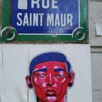 Rue Saint Maur, Paris XI