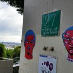 Parc de Belleville, Paris XX