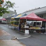 Nerang markets, rainy day so not busy