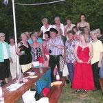 Sommerparty in Zehbitz