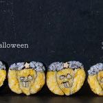 2020年10月『happy halloween♪カボチャ de SUSHI-art 』