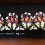 2019年5月『菖蒲のお味はほろ苦い・・?』