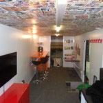 Strip-plafond