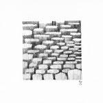 Estudio-Necropolis-01 - Dibujo sobre papel 27cm X 27cm