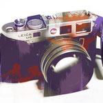 """""""Estudio Camara 11"""" Impresion Digital 100cm X 70cm"""