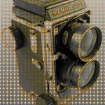 """""""Estudio Camara 02"""" Impresion Digital 100cm X 70cm"""