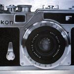 """Nikon F1"" Acrilico sobre tela 120cm X 70cm"