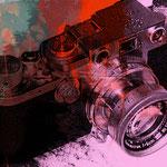 """""""Estudio Camara 08"""" Impresion Digital 100cm X 70cm"""
