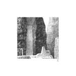 Estudio-Necropolis-08 - Dibujo sobre papel 27cm X 27cm