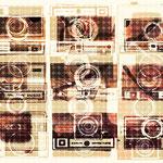 """""""Estudio Camara 05"""" Impresion Digital 100cm X 70cm"""