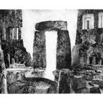 Estudio-Necropolis-027 - Grabado sobre metal 55cm X 40cm