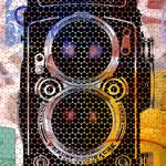 """""""Estudio Camara 04"""" Impresion Digital 100cm X 70cm"""