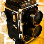 """""""Estudio Camara 03"""" Impresion Digital 100cm X 70cm"""