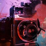 """""""Estudio Camara 09"""" Impresion Digital 100cm X 70cm"""