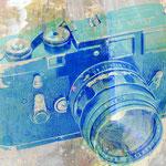 """""""Estudio Camara 18"""" Impresion Digital 100cm X 70cm"""