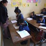低カーストの子ども達も通える学校を運
