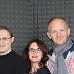 Zusammen mit Andy Portmann (Vocal Studio)
