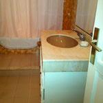 salle de bain équipée préservées