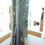 accés colonne