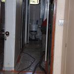 connection dans les appartements
