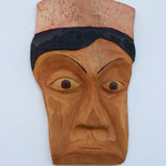 """Maïatxi"" gift ideas wood sculpture"