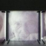 Seelen       Auswahl  aus dem Jahreszyklus  von 12 Lichtobjekten
