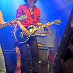 Konzert der Rockband Easy in der Szene in Wien
