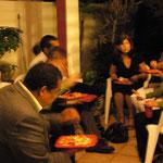 Los pastores y sus familias disfrutan de la Cena Pastoral