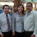 Rev. Candelaria forma el equipo pastoral de Caguas con la Pastora Ampara y su esposo