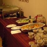 El 22 de noviembre se llevó a cabo una Cena Pastoral en el Hogar del Dr. Sostre y Raquel