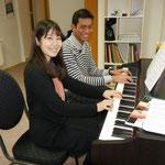 Einfach Musikalisch Sayaka Okada und Yogi