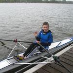 3. Platz AK 14 Leichtgewicht Julia Heelemann