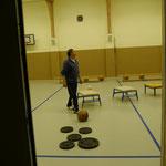 Jürgen Besser   -   Trainingsgruppe der Leistungsruderer