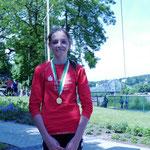 Siegerehrung Anna Einecke
