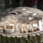 Autres objets en os