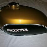 Honda CB 500 Four Tank
