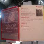 2014 Buchmesse/Bookfair Frankfurt - DRAUSSEN WAR EIN SCHOENER TAG