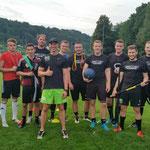 Teamtraining MFV 08 Melsungen