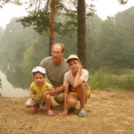 Алеша, Варя и Маша