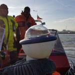 Peilkompass © Freiwillige Feuerwehr Cuxhaven-Duhnen
