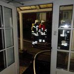 Der Sicherungstrupp © Freiwillige Feuerwehr Cuxhaven-Duhnen