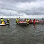 Zwangspause © Freiwillige Feuerwehr Cuxhaven-Duhnen