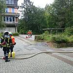 Zumischer und Schaummittel © Freiwillige Feuerwehr Cuxhaven-Duhnen