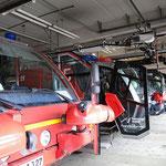 """Die """"Panther""""-Flotte © Freiwillige Feuerwehr Cuxhaven-Duhnen"""