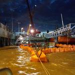 Bei zunehmendem Wellengang © FF.Cuxhaven-Duhnen