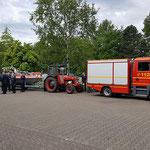 Die Fahrzeuge der FF Duhnen © FF.Cuxhaven-Duhnen