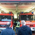 Besuch der FF. Hildesheim - Neuhof © Freiwillige Feuerwehr Cuxhaven-Duhnen