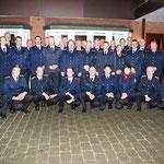 Die Mitglieder der Wehr mit der Altersabteilung © Freiwillige Feuerwehr Cuxhaven-Duhnen