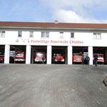 Die Wache der FF Putbus © Freiwillige Feuerwehr Cuxhaven-Duhnen