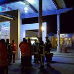Am Haupteingang © Freiwillige Feuerwehr Cuxhaven-Duhnen